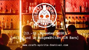 Craft Spirits Festival Facebook Template