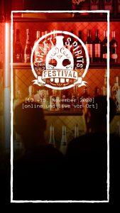 Craft Spirits Festival Story Template